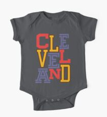 CLEVELAND Team Triple Threat Kids Clothes