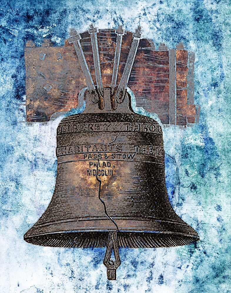 LIBERTY BELL by Tammera