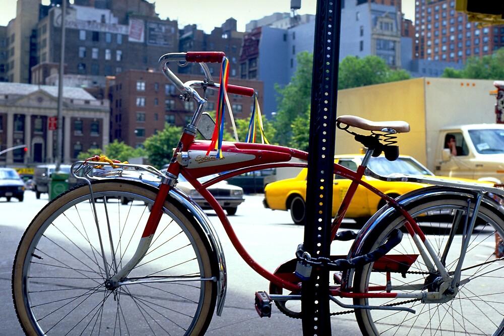 old bike by laurencedodd
