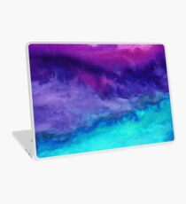 The Sound - Abstract Ombre Watercolor Laptop Skin