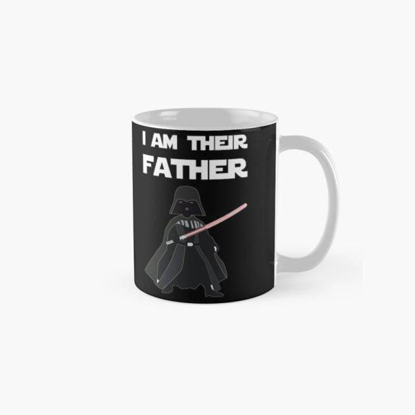 I AM THEIR FATHER Classic Mug