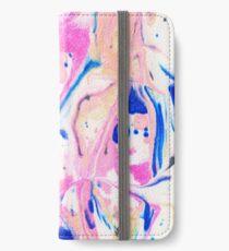 Freier Geist iPhone Flip-Case/Hülle/Skin