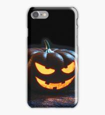 Jack-o'-lantern Pumpkin iPhone Case/Skin