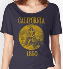 California State Seal Women's Relaxed Fit T-Shirt