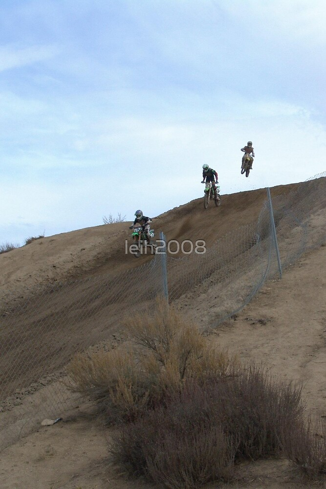 Motocross Action - Cahuilla, CA  by leih2008