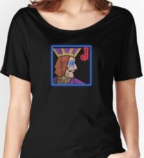 One Eyed Jacks Women's Relaxed Fit T-Shirt