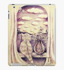 "Colored pencil ""Cat"" iPad Case/Skin"