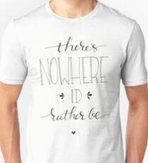 nowhere - babyfox Unisex T-Shirt