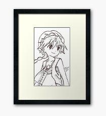 The Magi Aladdin  Framed Print