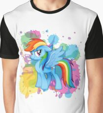my little pony rainbow dash Graphic T-Shirt