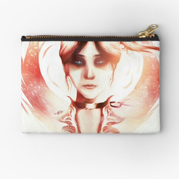 Made in Heaven | Claire Redfield, Resident Evil Zipper Pouch