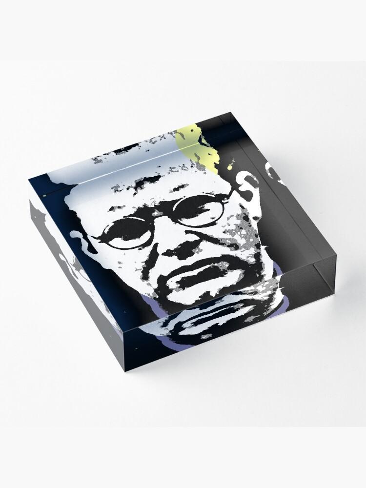 Alternate view of Dietrich Bonhoeffer Acrylic Block