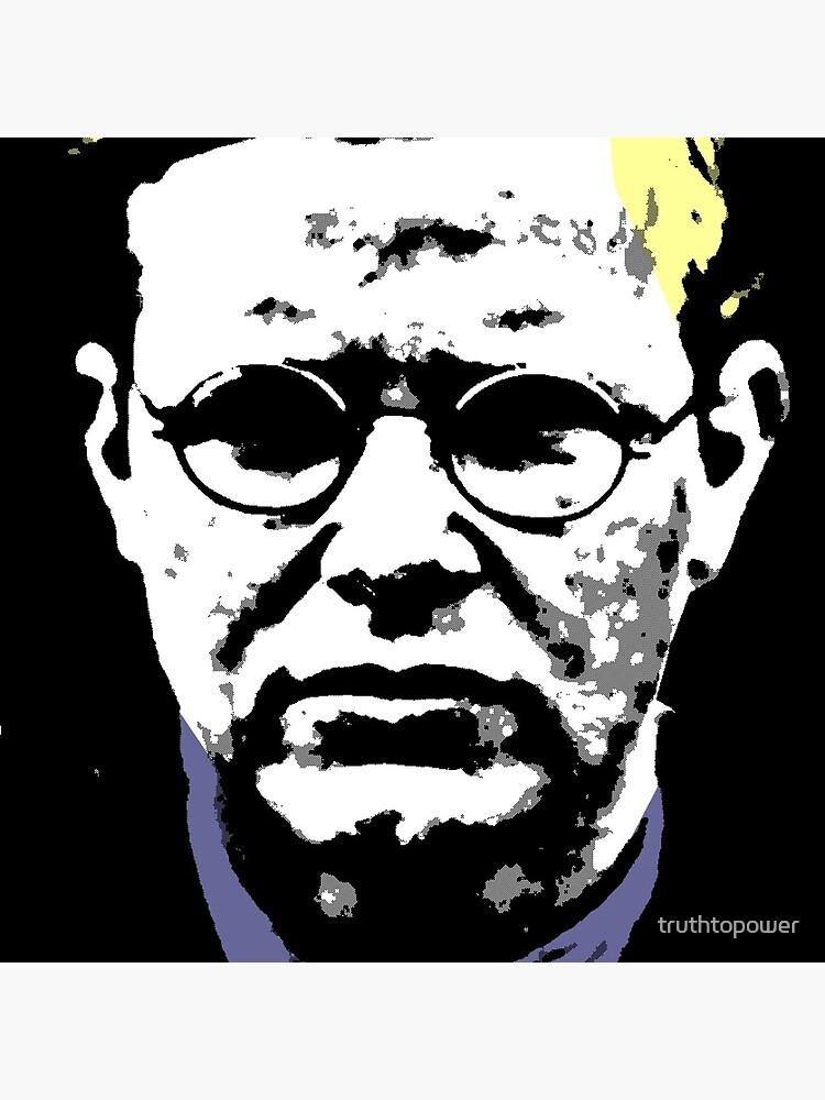 Dietrich Bonhoeffer by truthtopower