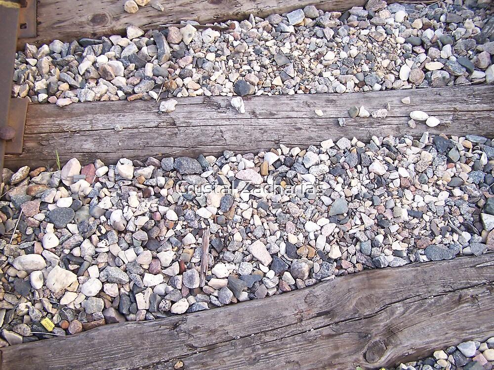 Train Tracks by Crystal Zacharias
