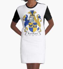 Farnham Graphic T-Shirt Dress