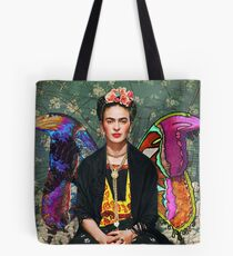 VIDA Tote Bag - Frida Hommage by VIDA