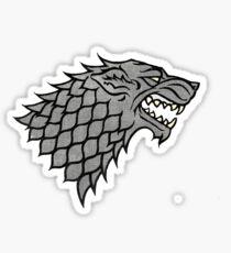 GoT Stark Sigil Sticker