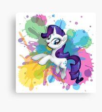 my little pony rarity Canvas Print