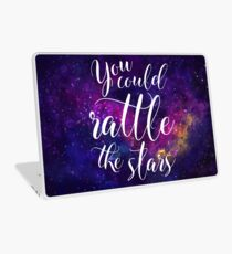 You could rattle the stars - Sarah J Maas Laptop Skin