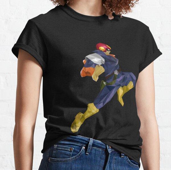 Captain Falcon Knee Classic T-Shirt