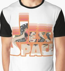 Jess in Space Logo Graphic T-Shirt