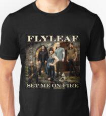 LEAF FLY SET ME ON FIRE 2017 DJARUM Unisex T-Shirt