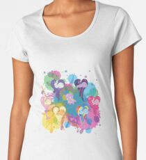 my little pony Women's Premium T-Shirt