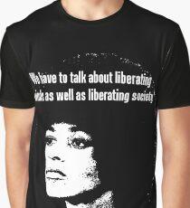 ANGELA DAVIS Graphic T-Shirt
