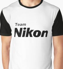 Team Nikon! Graphic T-Shirt