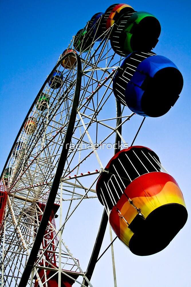 Ferris Wheel by rachaelrocks