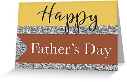 Father's Day Card by Marlagill