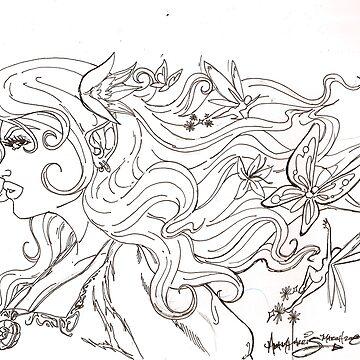 Pesky fairies by ashtonish