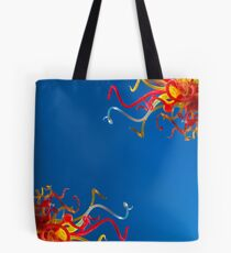 Balloon-y Chihuly Tote Bag