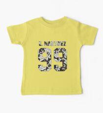 Emilio Martinez - B&W Flowers Kids Clothes