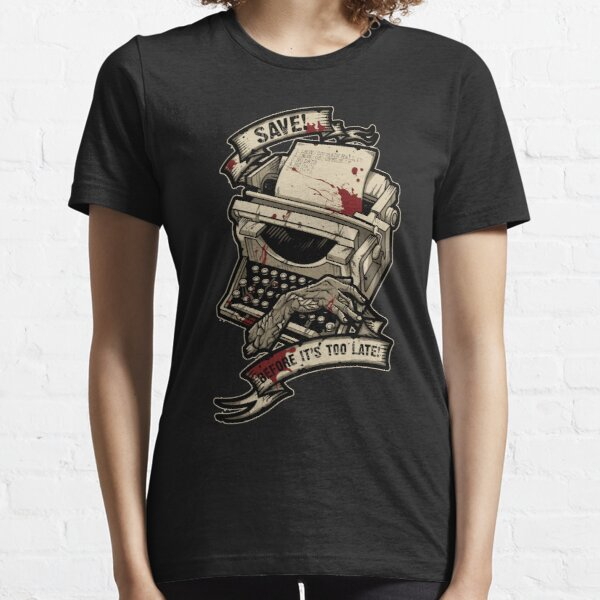 Save Before It's Too Late Essential T-Shirt