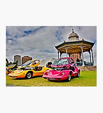 twin Purvis Eureka at Volksfest on Elder Park Photographic Print