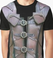 Leather jerkin (male) Graphic T-Shirt