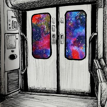 The Doors of Perception by Kazoheen