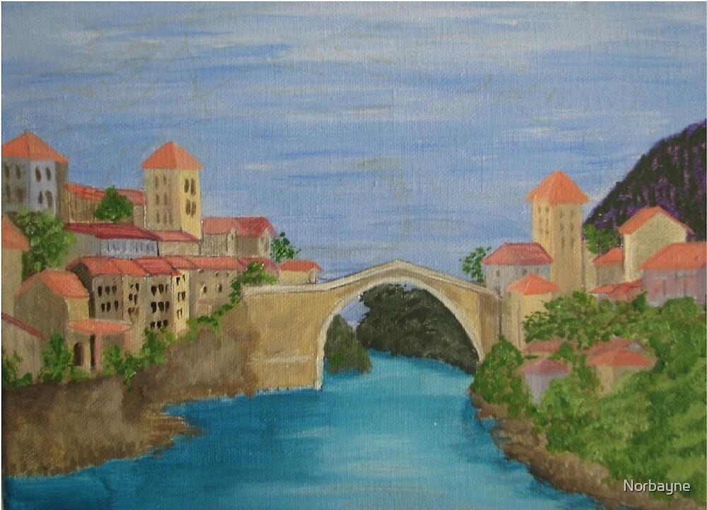 Bridge of Descarte by Norbayne