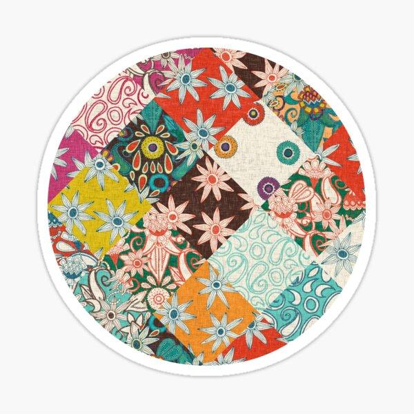 Sarilmak Patchwork Sticker