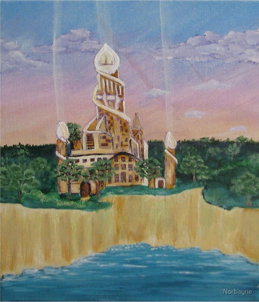 Brilliant Towers by Norbayne