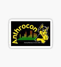 Anthrocon 2006 Logo  Sticker