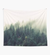 MINDS IN NATURE MODERN PRINTING 1PC #26607444 Wall Tapestry