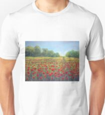 Poppies, Poppies, Poppies!! T-Shirt