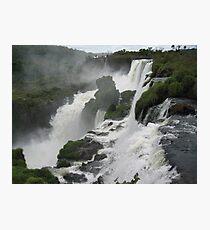 Iguacu - Brazil Photographic Print