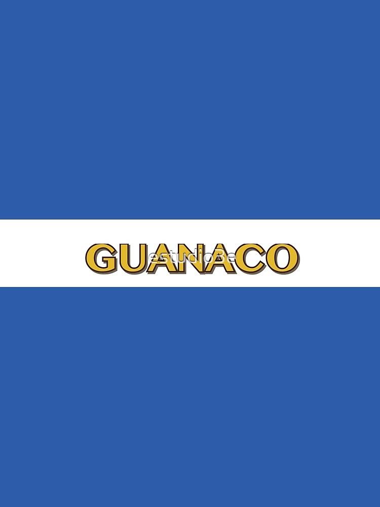 Guanaco - El Salvador by estudio3e