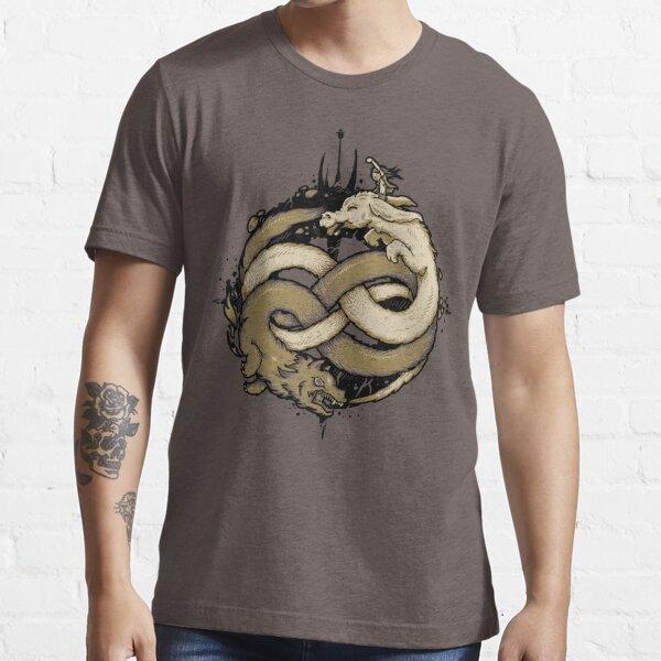 Neverending Fight Essential T-Shirt