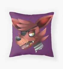 A Pirate be Free Throw Pillow