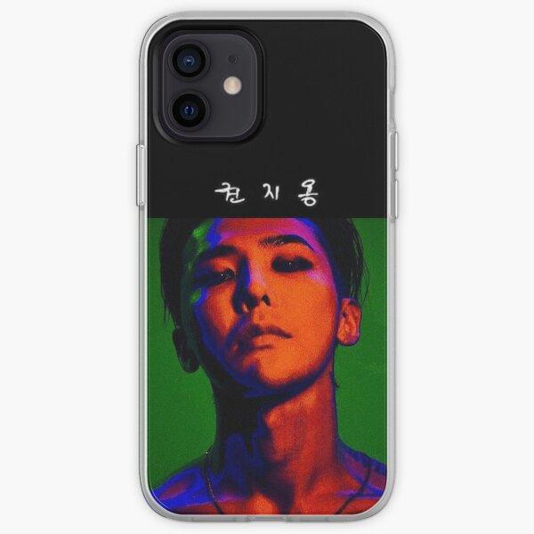 G-DRAGON - KWON JIYONG V2 iPhone Soft Case