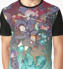 Little Witch Academia #01 Graphic T-Shirt